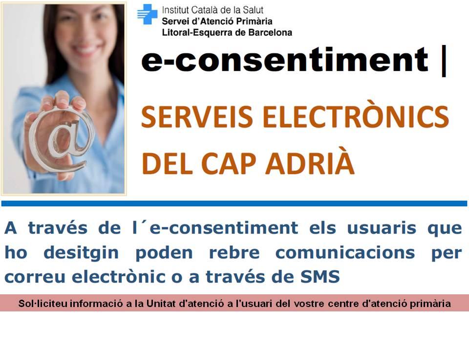 Serveis i horaris del cap adri cap adri for Oficina virtual de tramits cap