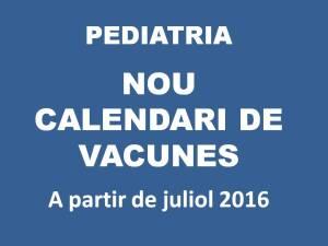 vacunes